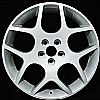 2004 Dodge Neon  17x6.5 Silver Factory Replacement Wheels