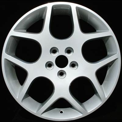 Dodge Neon 2003-2004 17x6.5 Silver Factory Replacement Wheels