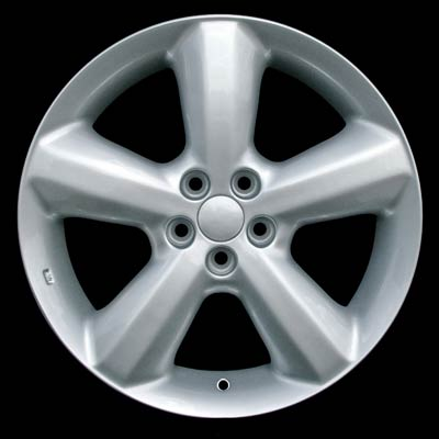 Chrysler Pt Cruiser 2003-2005 17x6 Silver Factory Replacement Wheels