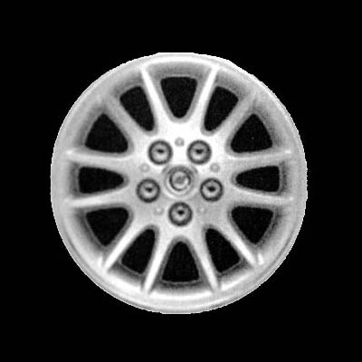 Chrysler Sebring Coupe 2003-2005 16x6 Silver Factory Replacement Wheel