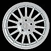 Chrysler Sebring Coupe 2003-2005 17x6.5 Chrome Factory Replacement Wheel