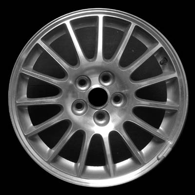 Chrysler Sebring Coupe 2004-2006 16x6.5 Silver Factory Replacement Wheel
