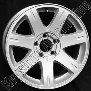 Chrysler 300C 2005-2007 17x7 Silver Factory Replacement Wheels