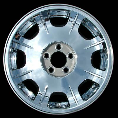 Chrysler 300C 2005-2006 17x7 Chrome Factory Replacement Wheels