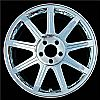 Chrysler 300C 2005-2006 18x7.5 Chrome Factory Replacement Wheels