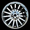 2007 Chrysler Pt Cruiser  17x6 Chrome Factory Replacement Wheels