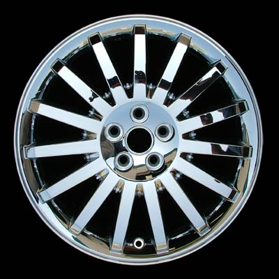 Chrysler Pt Cruiser 2005-2009 17x6 Chrome Factory Replacement Wheels