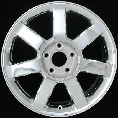 Chrysler Pacifica 2005-2008 19x7.5 Chrome Factory Replacement Wheels