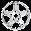 2007 Dodge Durango  18x8 Chrome Factory Replacement Wheels