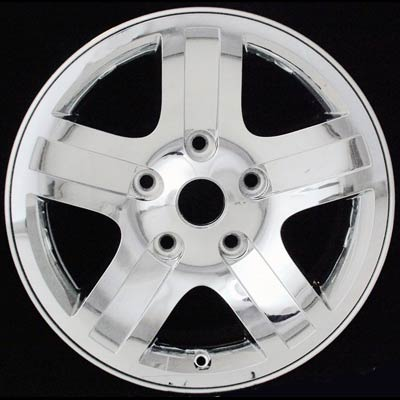 Dodge Durango 2006-2008 18x8 Chrome Factory Replacement Wheels