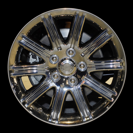 Chrysler Aspen 2007-2009 20x8 Chrome Factory Replacement Wheels