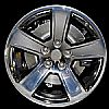 2007 Dodge Charger  18x7.5 Chrome Factory Replacement Wheels