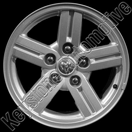 Dodge Dakota 2007-2009 18x8.5 Chrome Factory Replacement Wheels