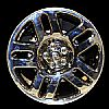 2009 Dodge Nitro  20x7.5 Chrome Factory Replacement Wheels