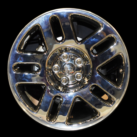 Dodge Nitro 2007-2009 20x7.5 Chrome Factory Replacement Wheels