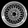 1993 Mercury Grand Marquis  16x7 Machined Lip Factory Replacement Wheels