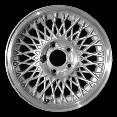 Ford Focus 1993-1996 15x6.5 Machined Lip Factory Replacement Wheels