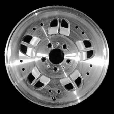Ford Explorer 1993-1995 15x7 Machined Factory Replacement Wheels