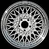 1999 Ford Econoline  16x7 Machined Factory Replacement Wheel