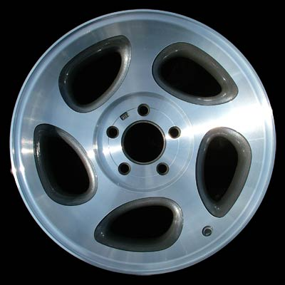 Ford Explorer 1998-2005 16x7 Machined Factory Replacement Wheels