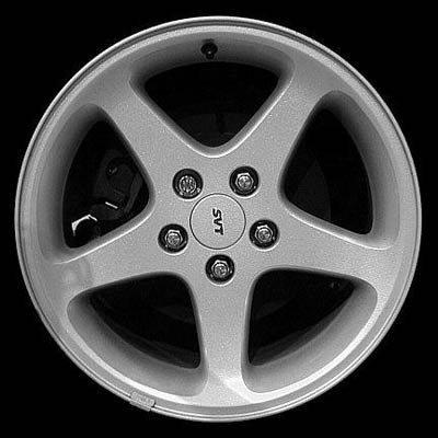 Ford Mustang 1999-2002 17x8 Bright Silver Factory Replacement Wheels