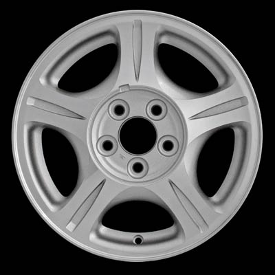 Ford Taurus 1999-1999 15x6 Machined Factory Replacement Wheels