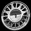 1999 Lincoln Towncar  16x7 Chrome Factory Replacement Wheels