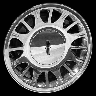 Lincoln Towncar 1998-2002 16x7 Chrome Factory Replacement Wheels