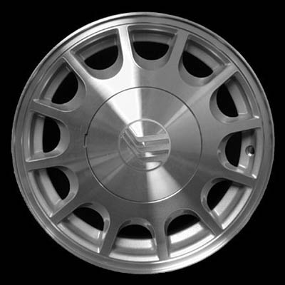 Ford Taurus 1998-1999 15x6 Chrome Factory Replacement Wheels