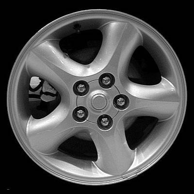 Ford Taurus 2000-2004 16x6 Bright Silver Factory Replacement Wheels