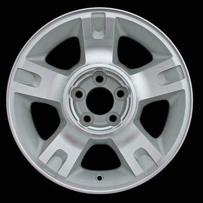 Ford Explorer 2001-2003 16x7 Silver Factory Replacement Wheels