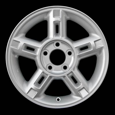 Ford Explorer 2002-2005 16x7 Bright Silver Factory Replacement Wheels