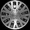 2004 Mercury Grand Marquis  16x7 Bright Silver Factory Replacement Wheels
