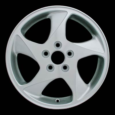 Ford Taurus 2003-2004 16x6 Silver Factory Replacement Wheels