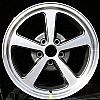 2003 Ford Mustang  17x8 Machined Factory Replacement Wheels