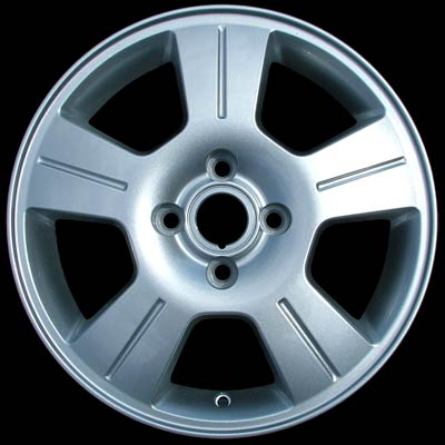 Ford Focus 2003-2006 16x6.5 Silver Factory Replacement Wheels