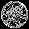 2009 Ford Explorer  18x7.5 Chrome Factory Replacement Wheels