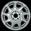 1999 Buick Regal  16x6.5 Chrome Factory Replacement Wheels