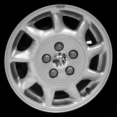 Buick Park Avenue 2000-2004 16x6.5 Chrome Factory Replacement Wheels