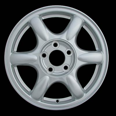 Buick Regal 2000-2004 16x6.5 Silver Factory Replacement Wheels