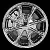 Buick Rendezvous 2002-2007 16x6.5 Chrome Factory Replacement Wheels