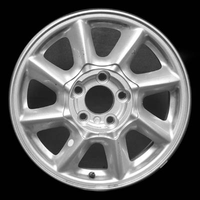 Buick Lesabre 2003-2004 16x6.5 Silver Factory Replacement Wheels