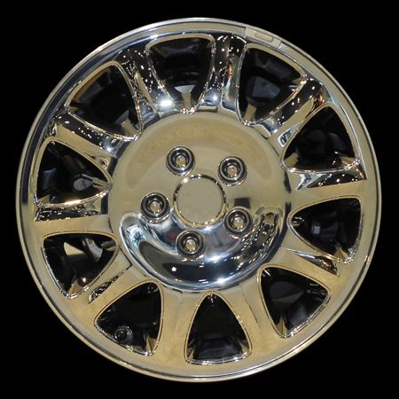 Buick Rendezvous 2005-2007 17x6.5 Chrome Factory Replacement Wheels