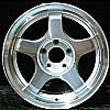 1996 Chevrolet Impala  17x8.5 Machined Factory Replacement Wheels