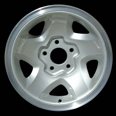 Chevrolet S-10 Pickup 1994-1997 15x7 Machined Factory Replacement Wheel