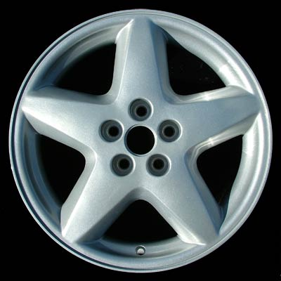 Chevrolet Cavalier 1995-1999 16x6 Silver Factory Replacement Wheels