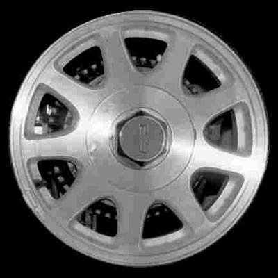 Chevrolet Malibu 1997-1999 15x6 Brushed Factory Replacement Wheels