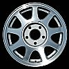 1999 Chevrolet Malibu  15x6 Machined Factory Replacement Wheels