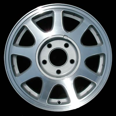 Chevrolet Malibu 1998-1999 15x6 Machined Factory Replacement Wheels