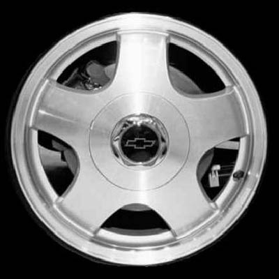 Chevrolet Monte Carlo 1998-1999 16x6.5 Machined Factory Replacement Wheel